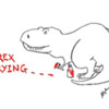 T-Rex Trying...